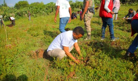 UoG concludes its green Legacy initiative for the Summer of 2021