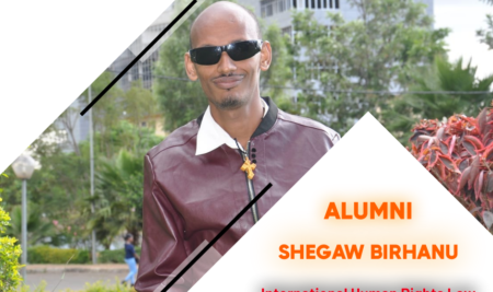 An alumni of the Scholars Program shares his new life after the Program
